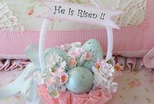 Easter - Páscoa / Idéias e projetos para páscoa.  Easter ideas and projects.