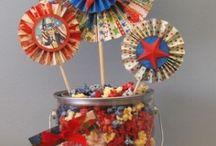 Patriotic Pops / by GH Cretors