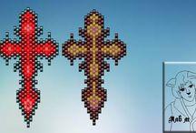 religious jewels beaded