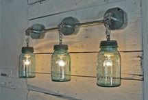 Mason Jar Craftiness  / by Tammy Lynn Chester