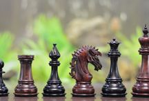 Unique chess sets designs online - chessbazaar.com / Looking for the royal look at your home, office, bar or restaurant? chessbazaar.com presents you the Luxury chess pieces that will brighten up any dull corner of your place. These chess pieces are made from most exotic and finest woods and hand carved by the best craftsmen in the industry. You will be proud to show these chess pieces to your friends, family and business associates.