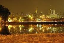 uma noite em São Paulo