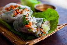 That Spring Roll Scene / Recipes to make spring rolls every which way.
