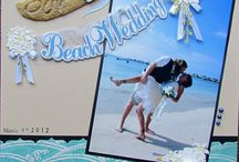 Wedding Scrapbooking ideas