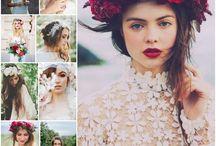 Свадебный образ невесты / Свадебное платье, макияж, прическа,маникюр,белье