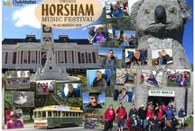 CM15013 Horsham Music Festival / 19—22 March 2015