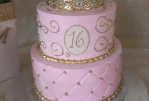 Sweet Sixteen Cakes I Like