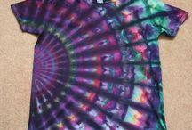 Blacklight and Tye Dye