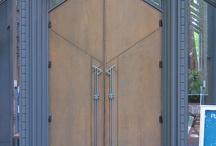 Door / Doors & detail of doors