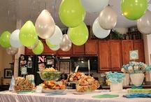 Amo festas e detalhes