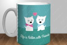 Westie / Dog Friendly Design