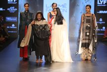 Lakme India Fashion Week Mumbai 2016 / Weavers Studio was a part of the LIFW 2016. This was our very first time and the experience was great.