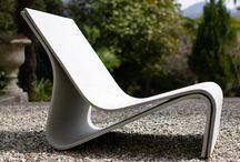 Concrete stuff / Concrete furniture & object design