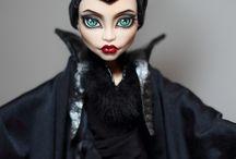 OOAK Monster High / oyuncaklarım