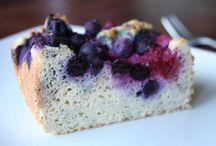 Zetmeelarm gebak