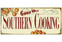 Southern Delight / Southern Foods / by ✨💜Nancy💜✨