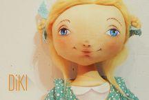 Примитивы-куклы.