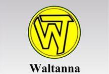 Tracteur WALTANNA