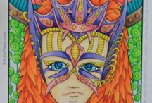 My Coloured Colouring Pages