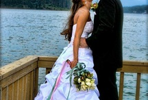 Ridges Resort Lake Weddings / If you ever imagine the fairy tale wedding that you could tell your great great grand kids about it would be similar to our love story! Check us out!!!!