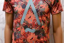 RELA RELOVEACTION STYLE / T-shirt streetwear fashion