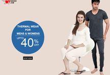 Winter wear / Get ready for winter, buy winter inner wears on heavy discounts https://www.makemyorders.com/women/clothing/winter-wear https://www.makemyorders.com/men/clothing/winter-wear