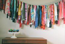 room decor / by Rachel Conners / Bakerita