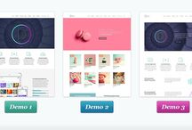 Divi Pagebuilder theme by Elegant Themes / Everything to do with the Divi WordPress theme