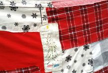 sewing - holiday upcycle