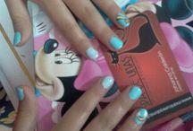 decoraciones de uñas del dia en spa de uñas bogota nail art