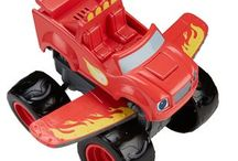 Blaze and the Monster Machines / Famous Blaze toys and other Blaze Monster Machines are now available at Smyths Toys. Shop online or visit your local Smyths Toys / by Smyths Toys Superstores