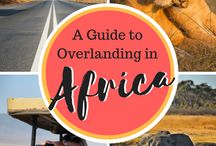 Afrika Durchquerung