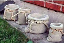 Tvoření z betonu