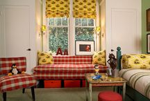 Bedrooms for the Kiddies / Kids' bedrooms / by Courtney Horner Kenna
