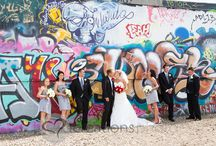 Graffiti - Free Wall in Edmonton / Located on the outer wall of the LRT between stadium and churchill stations at approximately 96 to 95 street and 1/2 block south of 106 avenue