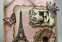Party Paris / by Vanessa Evans