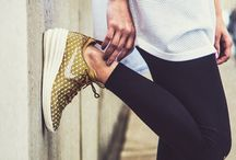 Female Fitness Shoe Love / Favorite sneakers to add to your collection!