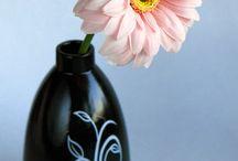 Холодный фарфор by kelpiko / Цветы и растения из холодного фарфора