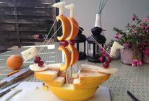 Cut fruit homemade :)