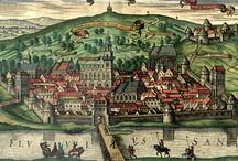 Polskie miasta dawniej
