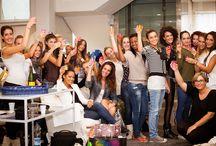 Aspettando Miss Lucca 2013 / Le foto del backstage mentre le modelle provano gli outfit per la finale del 21 Settembre!