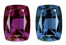 Inspiring gems / Gems, rocks, minerals / by Elizabeth Kobata