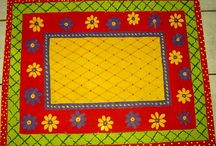 Crafts Floor rugs