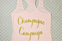 The Champagne Campaign / Wouldn't you like to know! / by Domonique A.