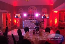 Innovents Video Discos / A selection of ideas and inspiration for you if you are considering a video disco for your wedding or event.
