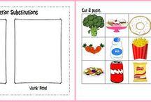 Preschool - Healthy Food