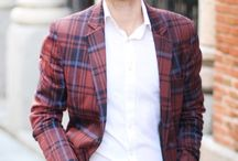 Mr. Fashionista / Mens fashion.