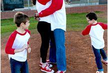 family baseball pics