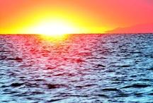 Pôr do Sol. Nascer o Sol... / As mais belas imagens do sol, com seus raios de luz trazendo alegria para a terra!