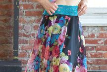 Tango skirt & Dress